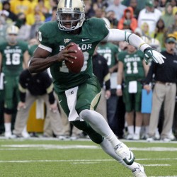 Heisman finalist Griffin changed Baylor perception