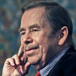 Havel: a preoccupation with ethics