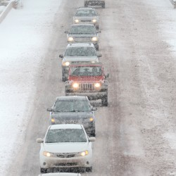 Major winter storm takes aim at SW Great Plains