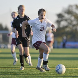 Hermon, Scarborough players earn soccer All-America status