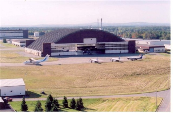The former Loring Air Force Base, now the Loring Commerce Center, is home to enterprises with a total annual payroll of $50 million.