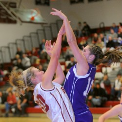 Kassi Michaud powers Messalonskee past Bangor in OT