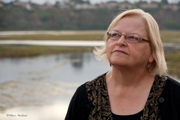 The Rev. Becky Gunn, minister of the Unitarian Universalist Society of Bangor