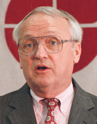 Kevin Concannon in 2001.