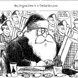 The truth of Santa Claus