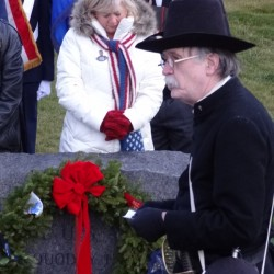 Maine company's Arlington wreath-laying ceremony expands