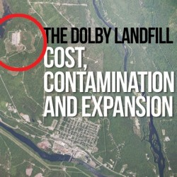 Group worries about landfill's afterlife