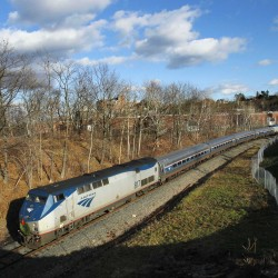Amtrak Downeaster tops 500,000 yearly passengers