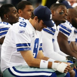 Bad luck or just bad? Cowboys may learn vs. Giants