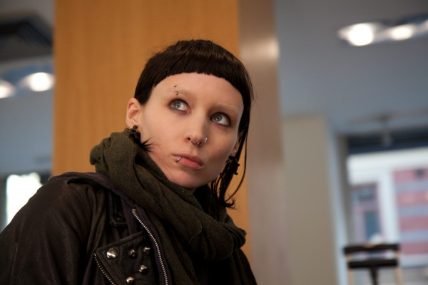 Rooney Mara stars in Columbia Pictures' &quotThe Girl with the Dragon Tattoo,&quot also starring Daniel Craig.