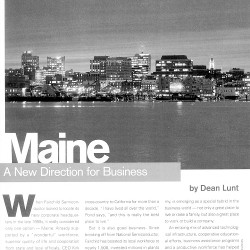Forbes lists Maine as worst state for business, again