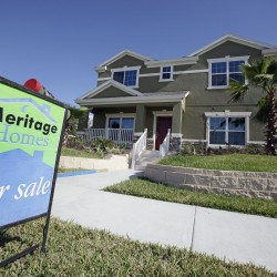 US home prices rose for 9th straight month