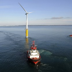 LePage energy chief defends effort to reopen offshore wind energy bids, says Statoil 'hindered' UMaine project