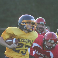 Houlton poised for varsity football debut this fall