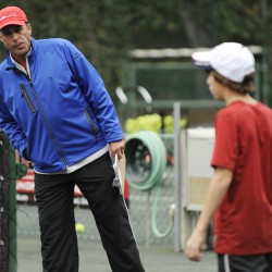 Tennis Hall of Famer Ivan Lendl returns to play in Greater Bangor Open
