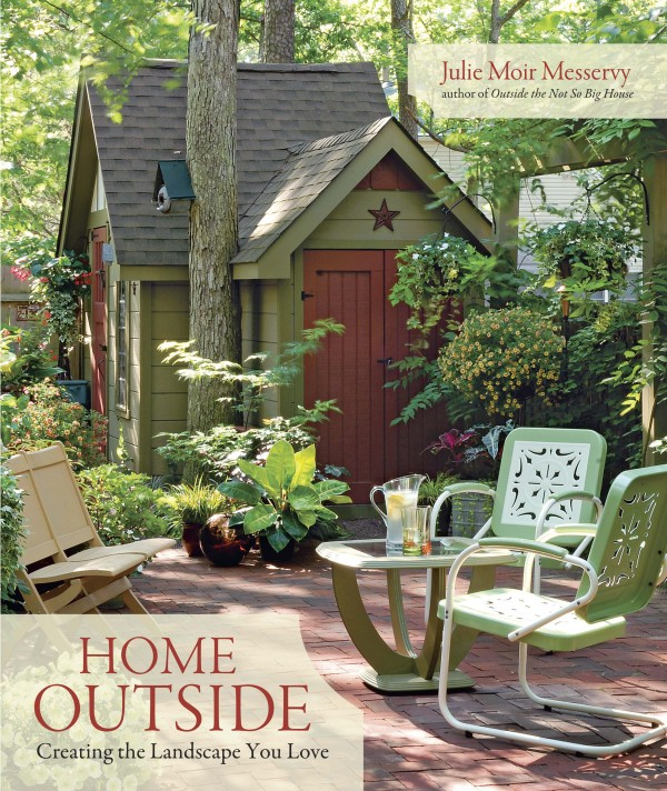 The book &quotHome Outside&quot helps in the creation of easy-living outdoor spaces.