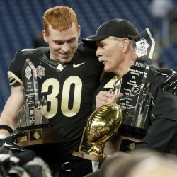Western Michigan takes on Purdue in Pizza Bowl
