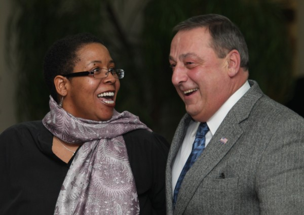 12. LePage to NAACP: 'Kiss my butt'