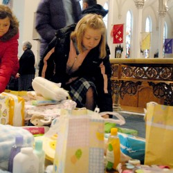 Children at heart of holiday services