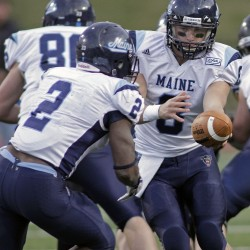 Georgia Southern ends UMaine's season in NCAA football quarterfinals
