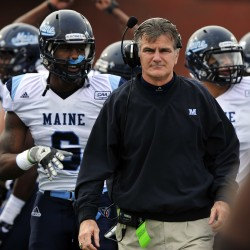 Live Updates: UMaine men's football team takes on Appalachian State in NCAA playoff game