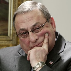 For LePage, state of state demands 'outrage'