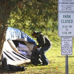 Occupy Bangor to consider pulling up stakes on encampment
