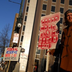 Portland denies OccupyMaine permit; protesters promise court fight