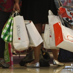 Retail sales weaken in Dec. but cap a record year