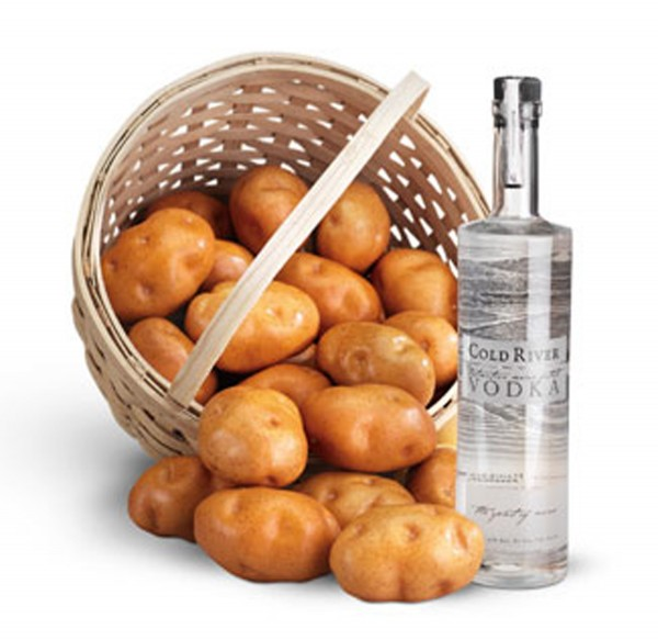 Maine-based spirits producer Maine Distilleries, which makes Cold River vodkas and gin, has announced that it will donate a pound of potatoes to food banks in Maine, New Hampshire and Massachusetts for every bottle of Cold River products sold in those states.