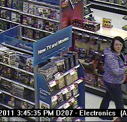 Bangor police looking for woman in credit card theft