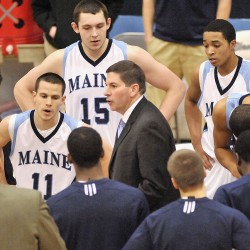 Woodward's UMaine men's basketball team has program's worst record in 57 years