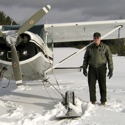 """<h4 class=""""blackHed""""><a href=""""http://bangordailynews.com/2011/03/25/news/maine-warden-service-pilot-crashes-plane-in-piscataquis-county/"""">25. Maine Warden pilot crashes in Piscataquis County</a></h4> Daryl Gordon, a 25-year veteran of the Maine Warden Service, died in March when <a href=""""http://bangordailynews.com/2011/03/25/news/maine-warden-service-pilot-crashes-plane-in-piscataquis-county/"""">his plane crashed in a remote section of Piscataquis County</a>. The National Transportation Safety Board, which investigated the incident, said <a href=""""http://bangordailynews.com/2011/04/14/news/ntsb-report-notes-lengthy-debris-field-in-crash-that-killed-longtime-warden-pilot/"""">debris was scattered across 350 feet</a> and that there was extensive damage to the main cabin."""