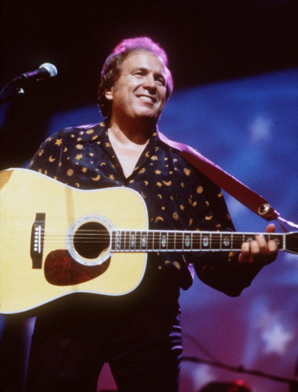 Don McLean in 1999.
