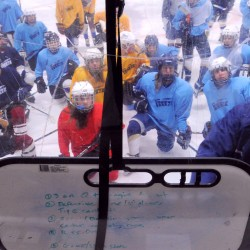 Maine Freeze lifting play of local youth hockey players