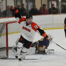 Brewer continues run as dominant hockey force