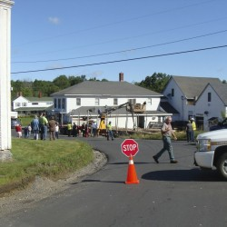 Maine DOT, Cambridge officials to discuss sharp curve at intersection