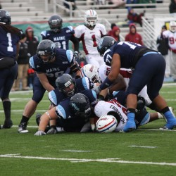 UMaine faces challenge against high-powered Georgia Southern in FCS national quarterfinals