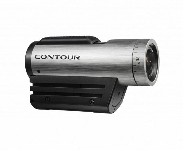 Contour's Contour+ HD video camera is made from water-resistant aluminum. Optional waterproof case allows underwater filming up to 3.8 miles deep. Contour+ includes rechargeable battery, multiple mounting options and USB/HDMI/mic cables. Memory capacity up to 32GB. Available at www.contour.com, and www.bestbuy.com, www.amazon.com and www.rei.com. Price is $499.99.