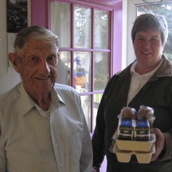 Camden Lions help keep Meals on Wheels rolling