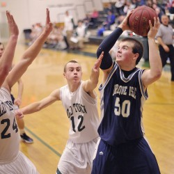 York, Brooks lead Presque Isle boys basketball team past stubborn John Bapst