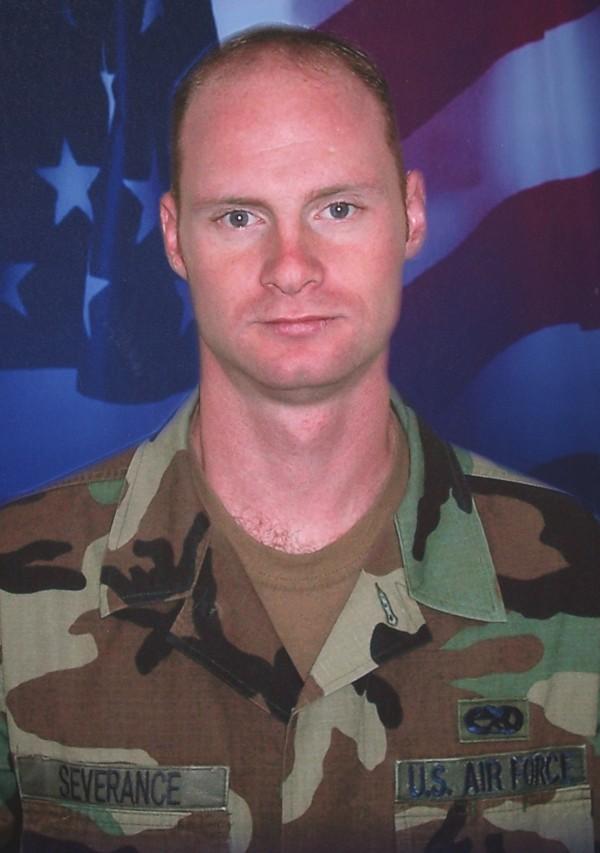 Staff Sgt. Michael Leslie Severance