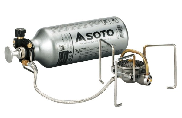 Soto Muka Stove ($148) has a reliable, powerful output and is easy to take care of.