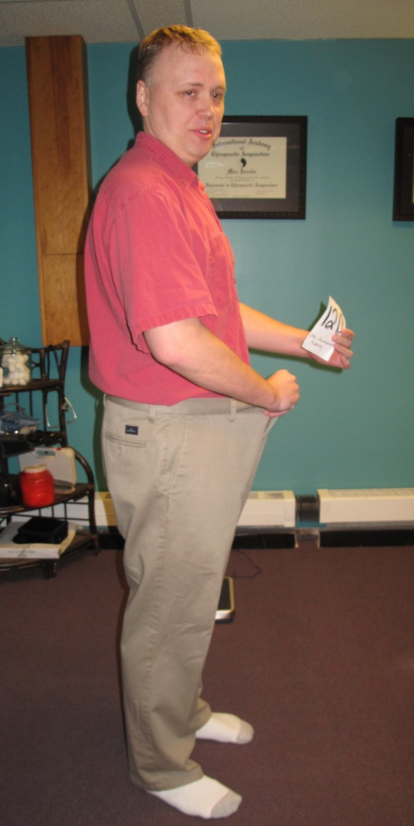 Jason Tupper after &quotThe Biggest Loser.&quot Tupper lost 68 pounds.