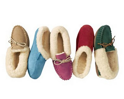 Wicked Good slippers and moccasins ($59 for adults, $26.95 for children) are an L.L. Bean customer favorite. The slippers and moccasins come in multiple styles for men, women and children.