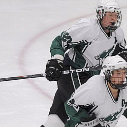 Old Town's Cross tops East 'B' hockey team