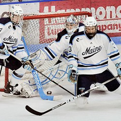 Defense, goaltending have propelled Maine's winning surge