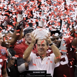 Alabama's aura of invincibility gone after loss to Texas A&M