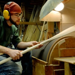 Orono-made paddles continue a proud history