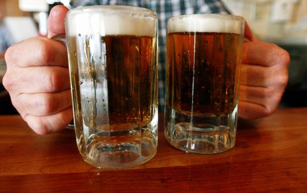 About one in five Maine adults reported binging on alcohol at least once in the previous month, compared to one in six nationally, new U.S. Centers for Disease Control and Prevention data shows.